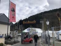Höllennacht 2018 Auf-/Abbau